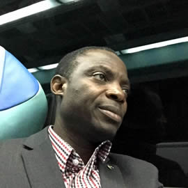 Mr. Seyi Katola